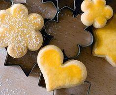 Mailänderli(Christmas cookies)
