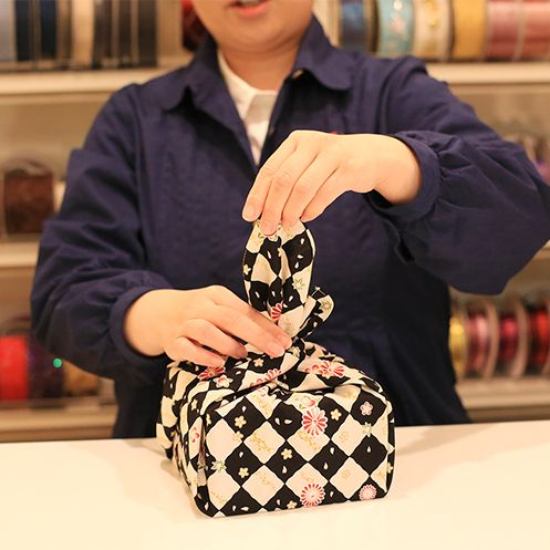 Isetan gift wrapping - Google Search