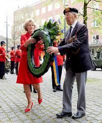 70th anniversary of World War II in London