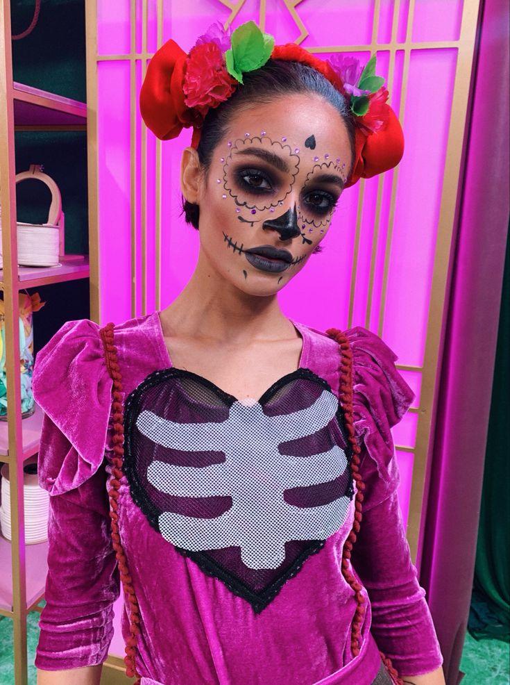 Halloween Face Makeup, Make Up, Hair And Beauty, Makeup, Beauty Makeup, Bronzer Makeup