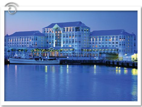Embrace the gracious Table Bay Hotel, in the heart of Cape Town's bustling Victoria & Alfred Waterfront.