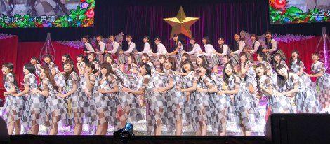 乃木坂46『Merry X'mas Show 2013』の模様 (C)ORICON NewS inc.