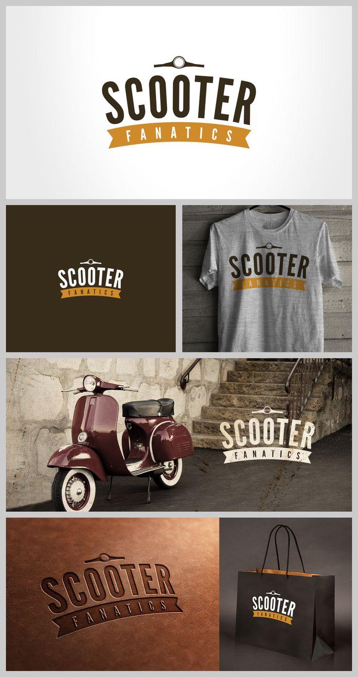 Scooter Fanatics, Logo