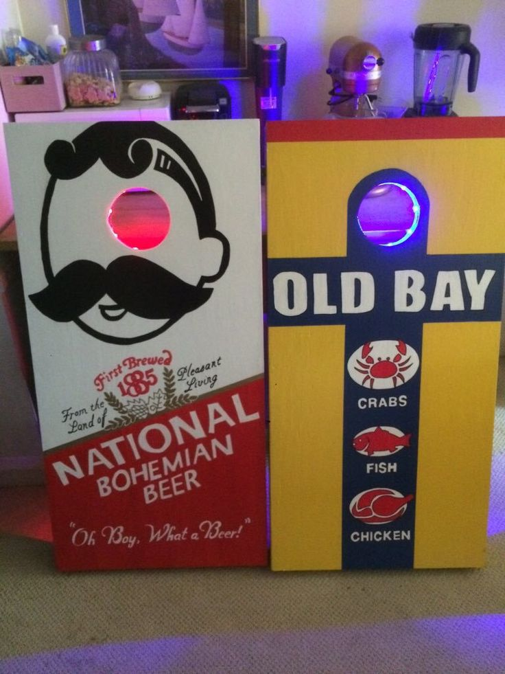 Baltimore Corn Hole Boards 286 best Maryland