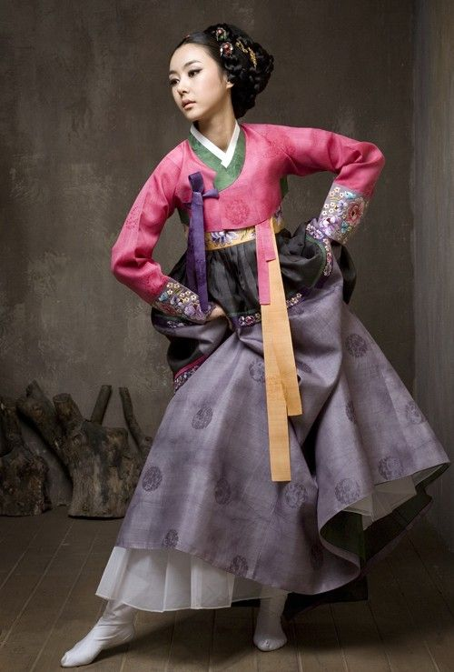 Love this Hanbok