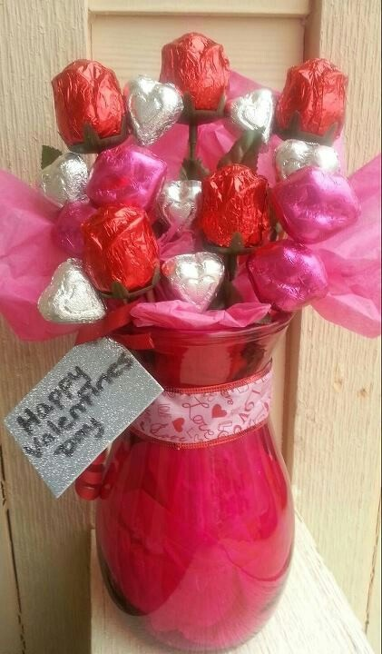Valentines day candy bouquet...$20.00