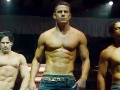 Six-packs galore: Watch Channing Tatum dance in new 'Magic Mike XXL' trailer