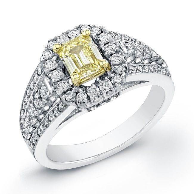 Nice An Infusion Of Elegance And Beauty Radiates Through The Design Of This  Spectacular Diamond Engagement Ring. Its Colorful And Graceful Style Pulls  Your Eyes ...