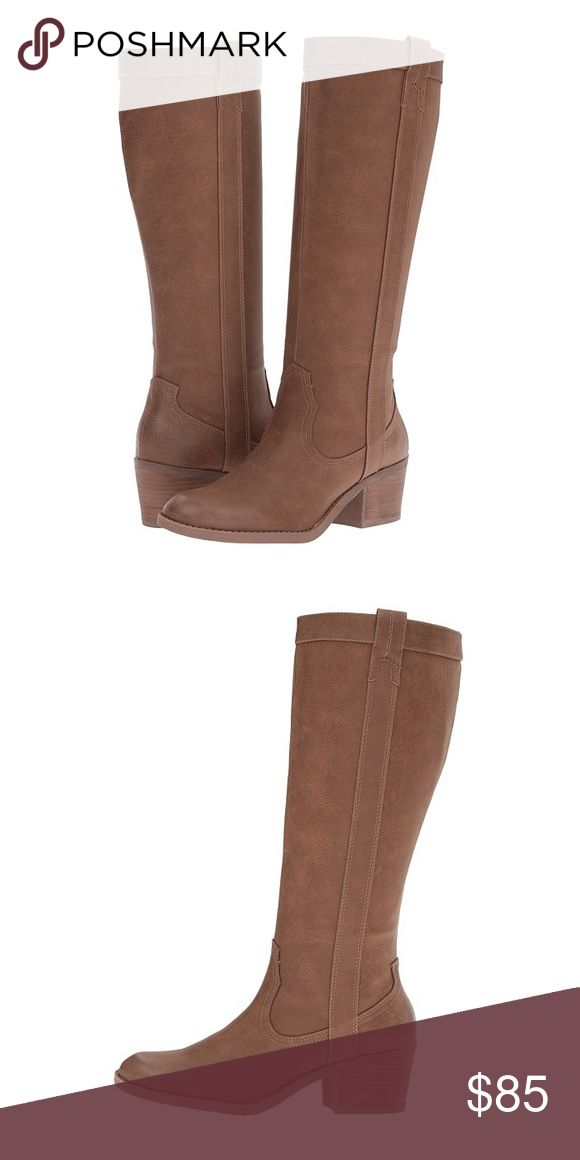Dolce vita riding tall camel boots Light camel color size 8 NWT, paid full price Dolce Vita Shoes Heeled Boots
