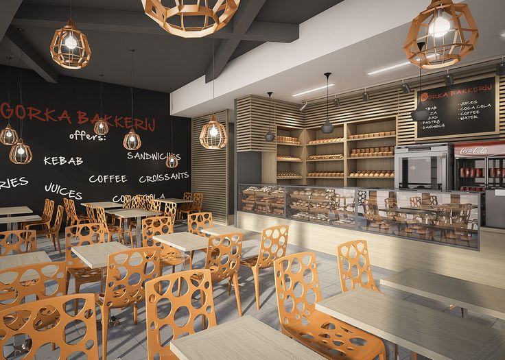 Quick service restaurant design google search