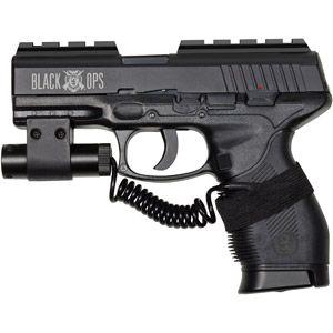 Ignite Black Ops Tactical Exterminator Pistol Professional