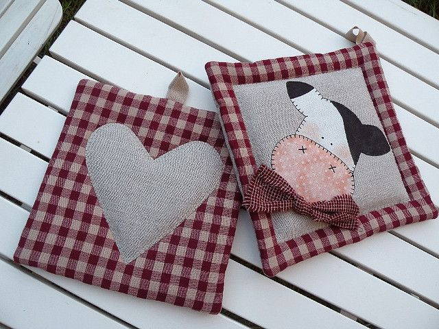 Pecca Bú : Lovely Crafts: ♡Country Kitty♡