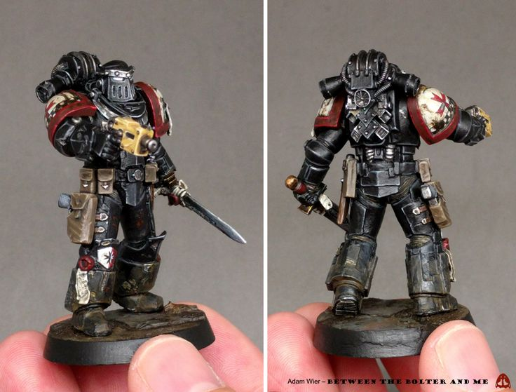No Fear! No Pity! No Remorse!    Despite the release of the new Primaris Space Marines, which we think would be an excellent foundation to...