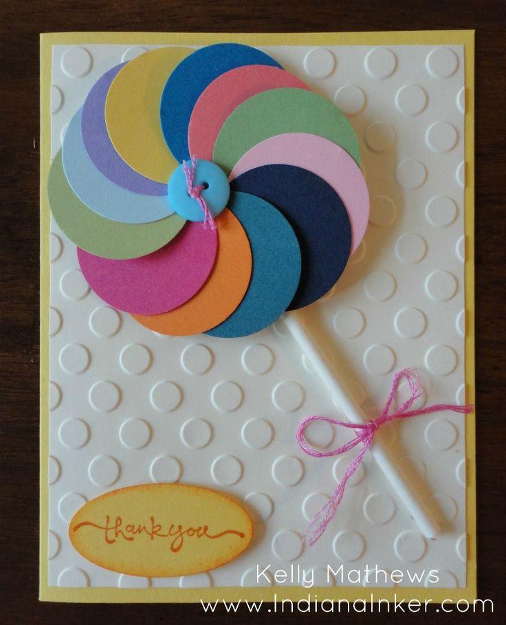 Card Making Embellishment Ideas Part - 32: Fun Punch Art Cards