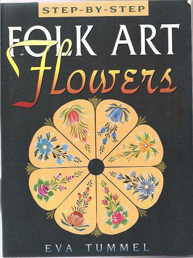 step-by-step Folk ART Flowers - Oksana Volkova - Álbuns da web do Picasa