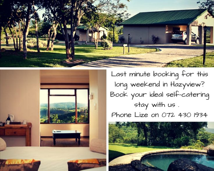 Still looking for accommodation next to the Kruger National Park this long weekend 27 Apr - 02 May 2018? We are in Hazyview! Book your ideal self-catering stay in with us online www.cuckooridge.co.za Or contact Lize on 072 430 1934,  Email us on lize@cuckooridge.co.za #hazyview #cuckooridge #selfcatering #breakawayfortheweekend #familytime