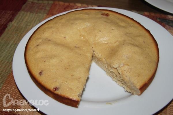 йогуртовый пирог – BabyBlog.ru
