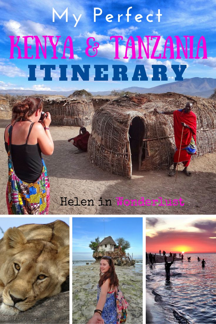 My Perfect Kenya and Tanzania Itinerary