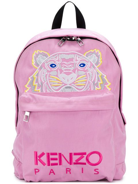 KENZO Tiger backpack.  kenzo  bags  polyester  nylon  backpacks ... 020b4caeb845