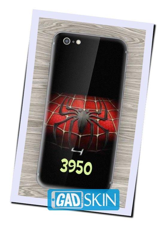 http://ift.tt/2cpHz77 - Gambar Spiderman 4 Logo ini dapat digunakan untuk garskin semua tipe hape yang ada di daftar pola gadskin.