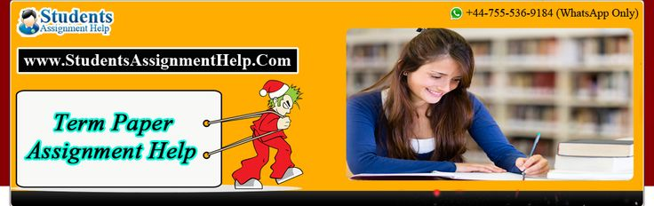 Online assignment writers provide all kind of Writing services such as term paper writing, thesis writing, dissertation solutions and management subjects homework.