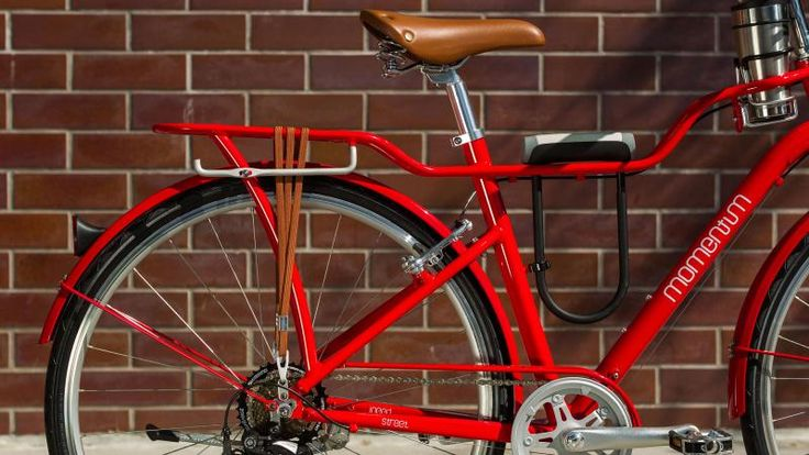 Simple and stylish, the company's new Momentum line is an answer to those who fear bikes have gotten too elaborate and pricey.