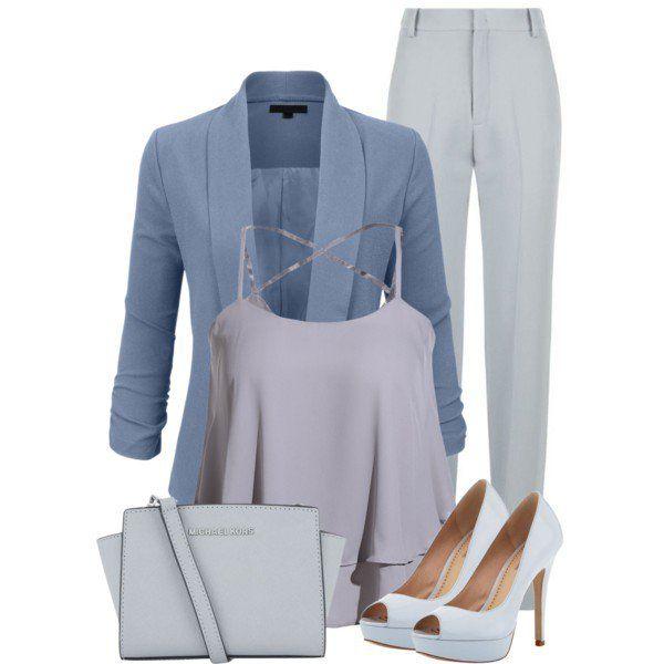 Summer Formal Wardrobe For Women Over 40 (21)