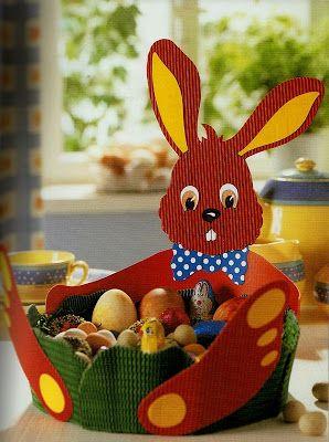 """""""Utazás a Country ... Gyerekek!"""": Csináljunk húsvéti kosarakba!"""
