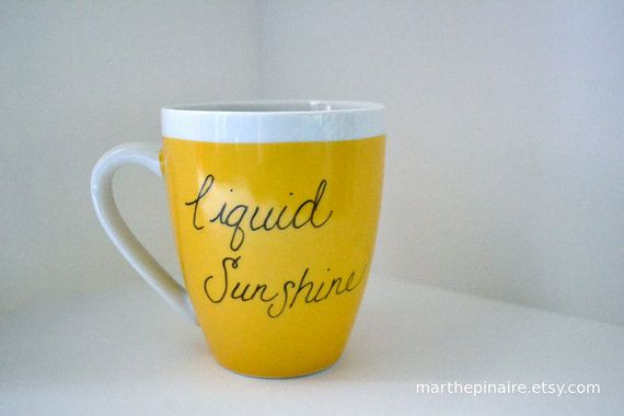 liquid sunshine... just add coffee... LOTS of coffee!!!