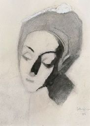 Helene Schjerfbeck (10Jul1862 – 23Jan1946) was a Finnish painter. She is most widely known for her realist works and self-portraits, and less well known for her landscapes and still lifes.