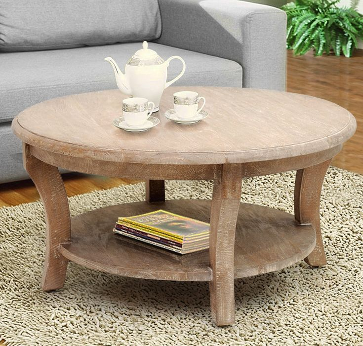 Kensington Round Coffee Table with Magazine Rack - 25+ Best Ideas About Round Coffee Tables On Pinterest Round