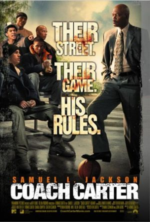 Coach Carter Movie Poster Coach Carter Mike Movie Movie Posters