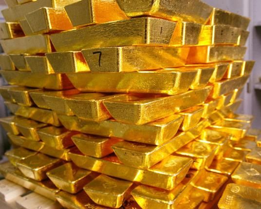Gold under pressure as equities glitter