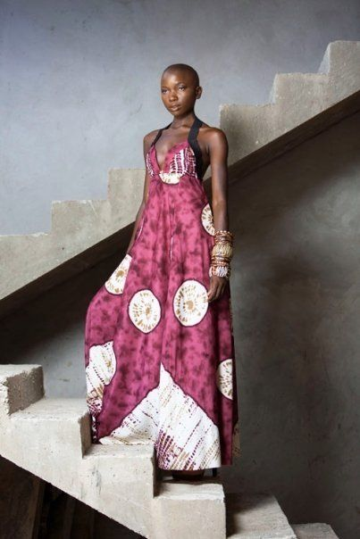 Pilar by Anya Ayoung-Chee winner of project runway | CIAAFRIQUE ™ | AFRICAN FASHION-BEAUTY-STYLE