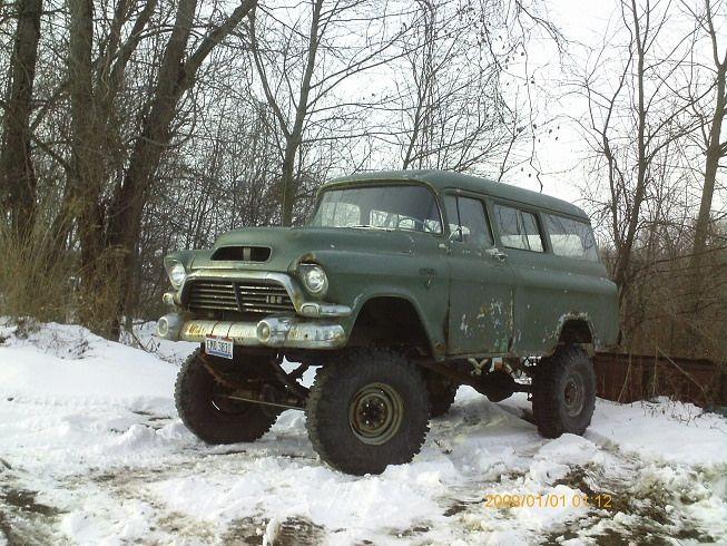 https://flic.kr/p/cdssmG | - Monster Trucks Of One Of My Sons - (Winter 2010-2011)