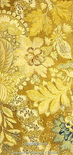 chasingrainbowsforever:  Design for woven silk by Anna Maria Garthwaite. London, England, early 18th century.