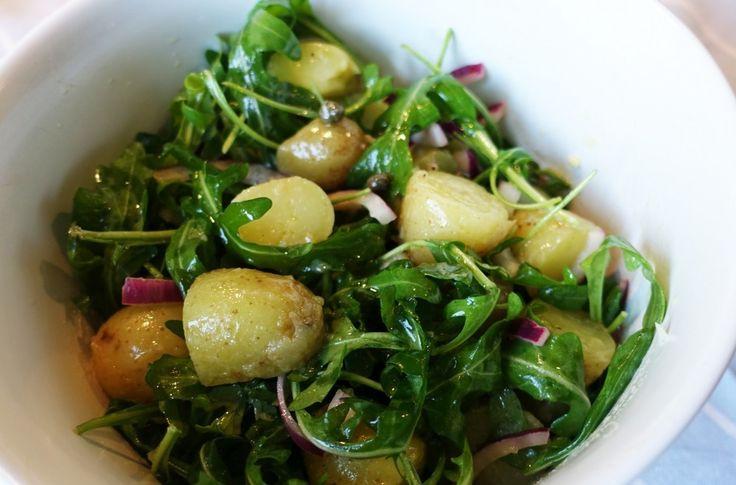 Fransk potetsalat