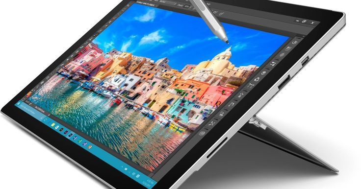 Exclusive Offers in India for Microsoft Surface Pro 4 Core i5 6th Gen - (8 GB/256 GB SSD/Windows 10 Home) 1724 2 in 1 Laptop  (31.242 cm SIlver 0.78 kg)  Microsoft Surface Pro 4 Core i5 6th Gen - (8 GB/256 GB SSD/Windows 10 Home) 1724 2 in 1 Laptop(31.242 cm SIlver 0.78 kg)  Tap meto get with Exclusive Offers  Tap meto get with Exclusive Offers  Tap meto get with Exclusive Offers  Specifications ofMicrosoft Surface Pro 4 Core i5 6th Gen - (8 GB/256 GB SSD/Windows 10 Home) 1724 2 in 1 Laptop…