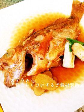 フライパンでふっくら☆メバルの煮付け by ステラ☆テルミ ...