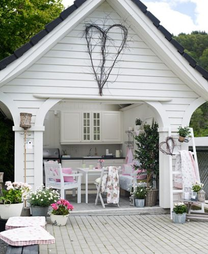 1000+ Images About GARDEN SHEDS On Pinterest