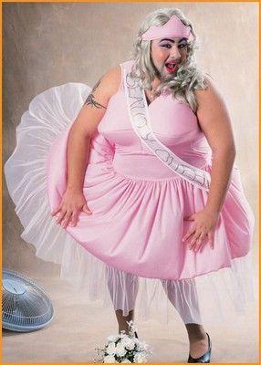 men dressed in drag beauty queen halloween costumes men