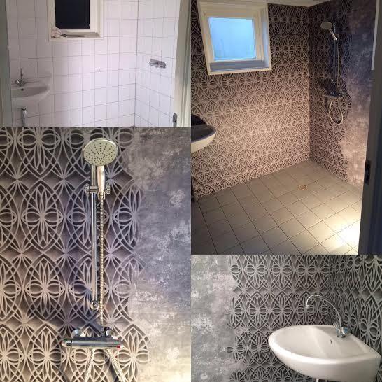 Behangfabriek Kitchenwalls Special Bathroom Wallpaper