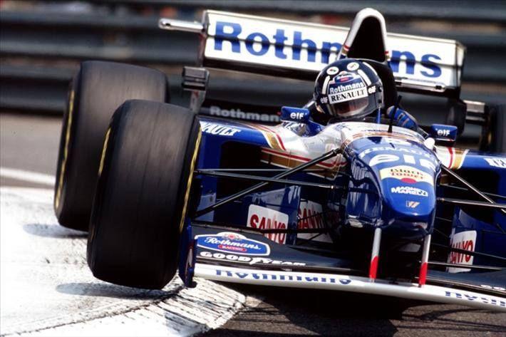 1996 formula one world championship damon hill rothmans for Damon racing