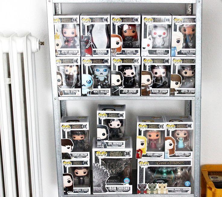 [Merchandise] Funko POP! Figuren von Game of Thrones - Mein Tagebuch und ich ..