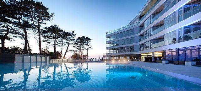 Najnowsze tendencje w projektowaniu- apartamentowiec Dune w Mielnie
