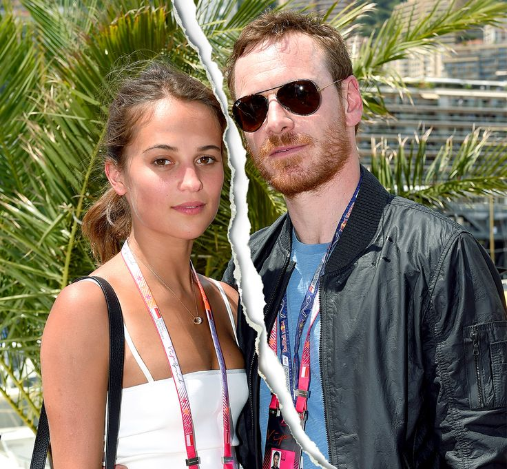 Michael Fassbender and his girlfriend, Alicia Vikander, have split after less than a year of dating, a source reveals to Us Weekly exclusively