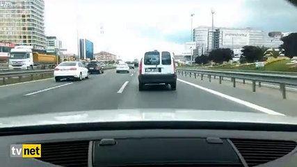 a bully in traffic