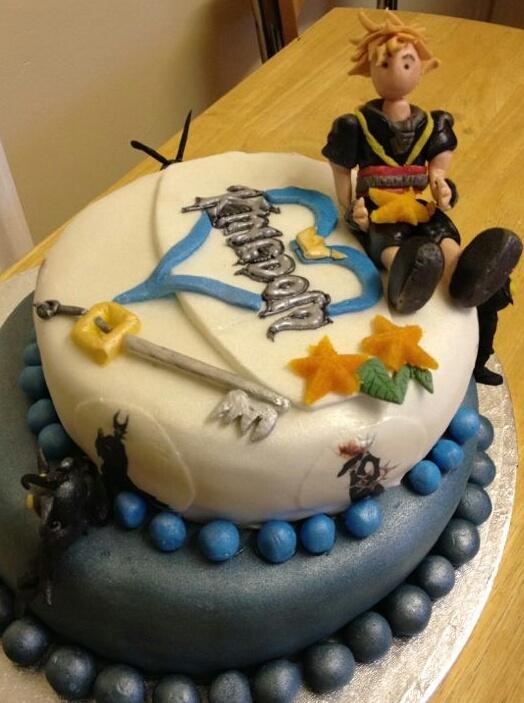 Destiny Logo Icing On Cake