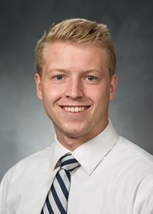 Kevin Dreesen 2016-2017 Swim Team Member