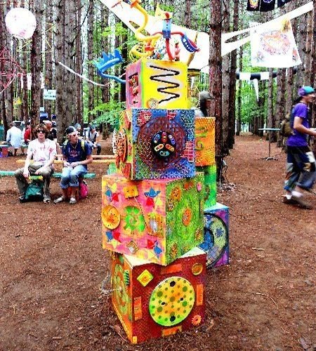 Electric Forest Music Festival 2011